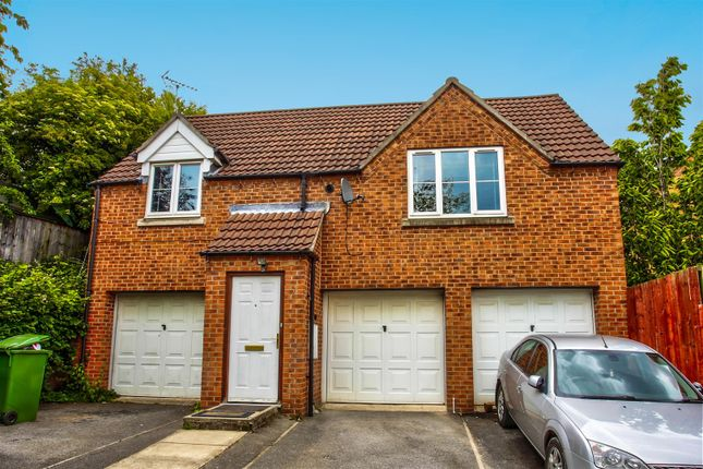Thumbnail Flat to rent in Buttermere Court, Mansfield Woodhouse, Mansfield