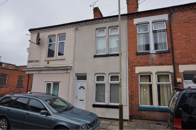 The Property of Denmark Road, Aylestone, Leicester LE2