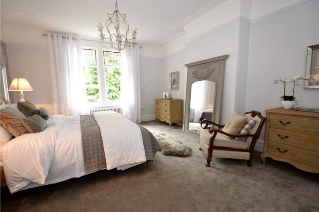 Master Bedroom of The Crescent, Davenport, Stockport SK3