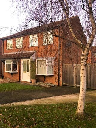 Thumbnail Semi-detached house to rent in Ancaster Drive, Sleaford