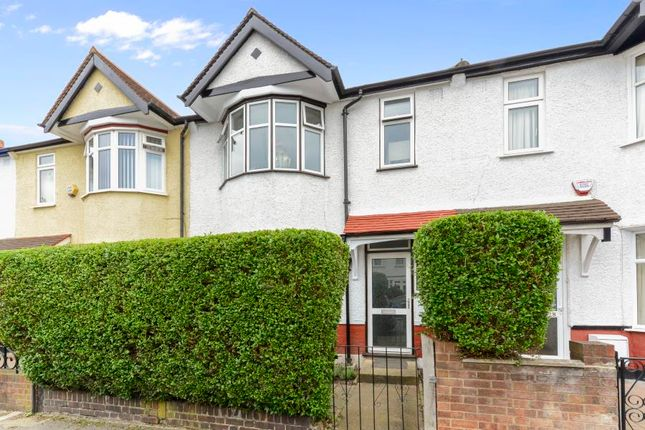 Thumbnail Terraced house for sale in Montague Avenue, London