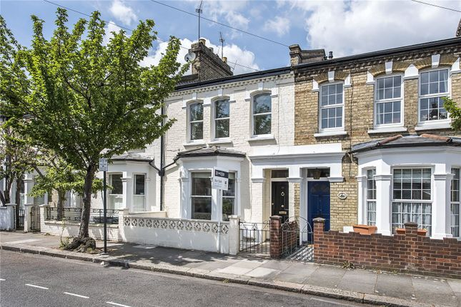 Thumbnail Terraced house for sale in Letterstone Road, Fulham, London