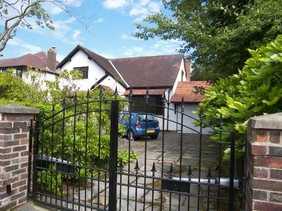 Thumbnail Detached bungalow for sale in Argarmeols Road, Freshfield, Liverpool