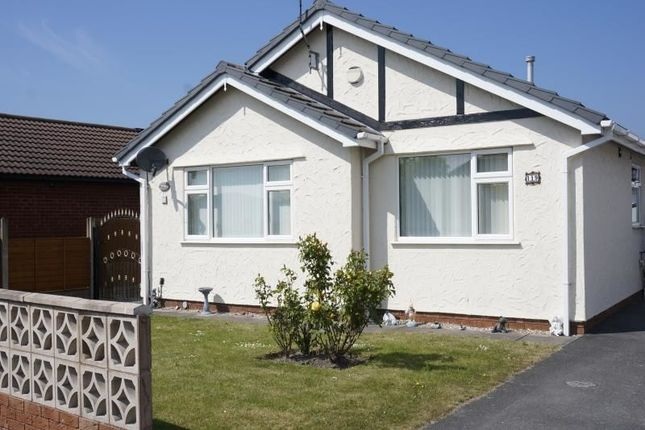 Thumbnail Bungalow for sale in Towyn Way West, Towyn, Abergele