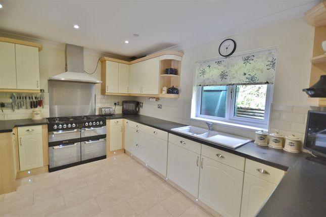 Kitchen of Bastleford Road, Rosemarket, Milford Haven SA73