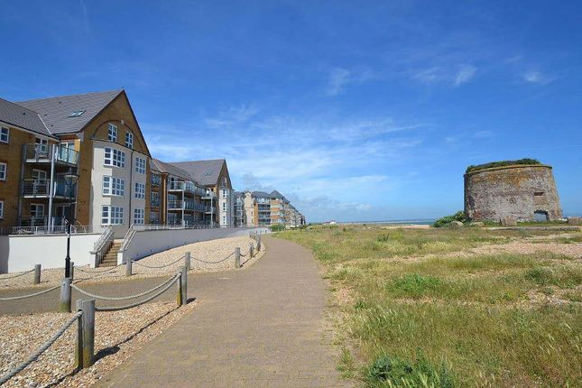 Thumbnail Flat for sale in Caroline Way, Sovereign Harbour North, Eastbourne