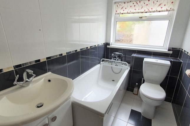 Bathroom of Mansel Road, Bonymaen, Swansea SA1