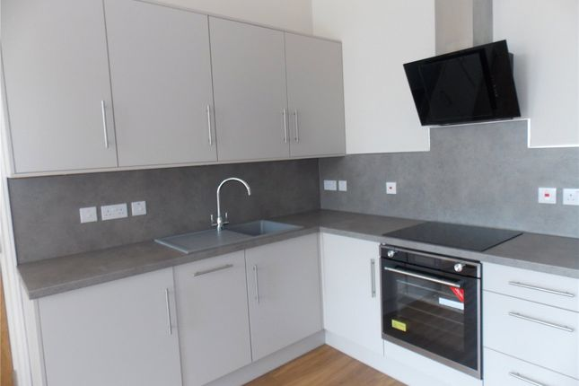 Thumbnail Flat to rent in St. Georges Court, 51A Cromford Road, Nottingham, Derbyshire
