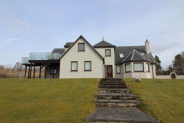 Thumbnail Detached house for sale in Newmore, Invergordon
