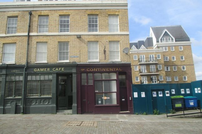 Thumbnail Flat to rent in Town Pier, Gravesend