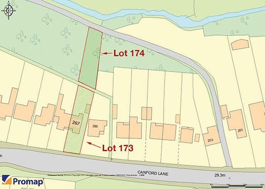 Thumbnail Land for sale in Canford Lane, Westbury-On-Trym, Bristol