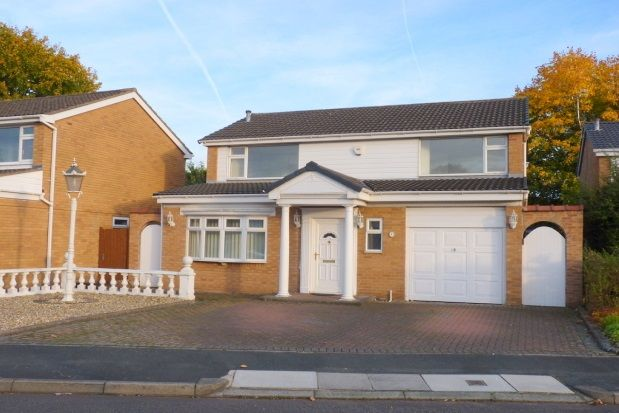 Thumbnail Detached house to rent in Mulveton Road, Spital, Wirral