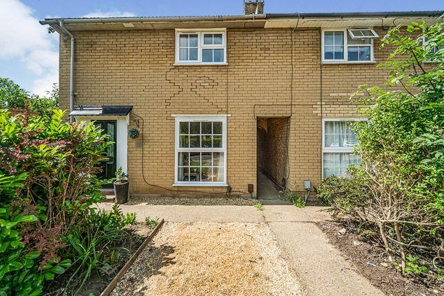 Thumbnail End terrace house for sale in Little Lake, Welwyn Garden City