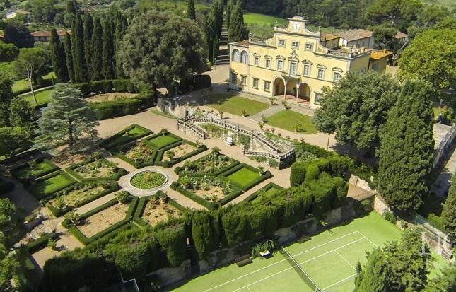 Thumbnail Villa for sale in Scandicci, Firenze, Toscana