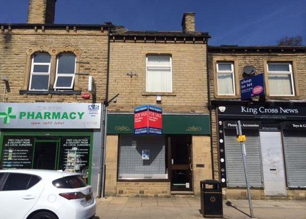 Thumbnail Retail premises for sale in 204, King Cross Road, Haifax