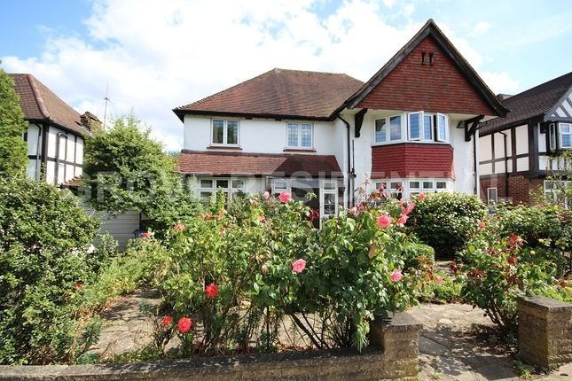 Thumbnail Detached house for sale in Penshurst Gardens, Edgware