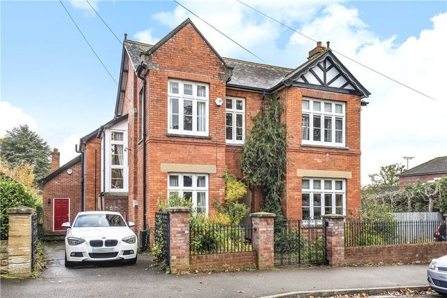 Detached house for sale in Grove Avenue, Yeovil, Somerset