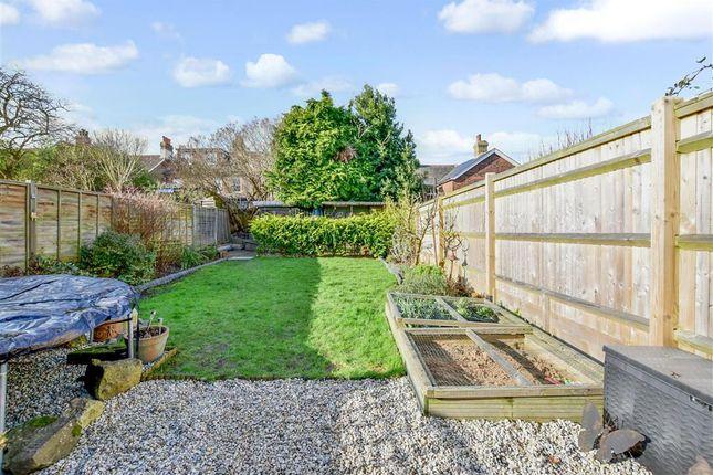 Rear Garden of Lionel Road, Tonbridge, Kent TN9