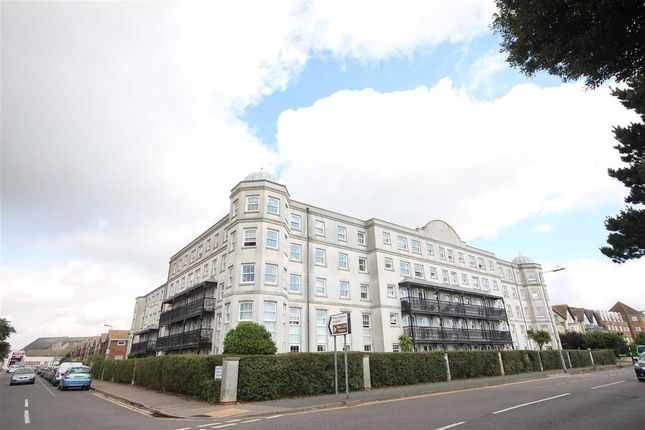 Thumbnail Flat for sale in Imperial Court, Marine Parade West, Clacton-On-Sea