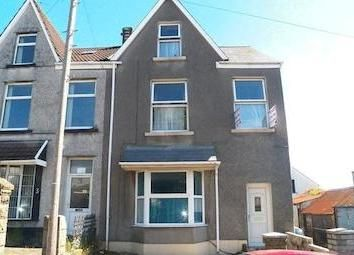 Thumbnail Semi-detached house to rent in Finsbury Terrace, Swansea