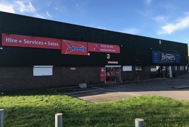 Thumbnail Light industrial to let in Unit 3, Grafton Place Industrial Estate, Dukes Park Industrial Estate, Chelmsford