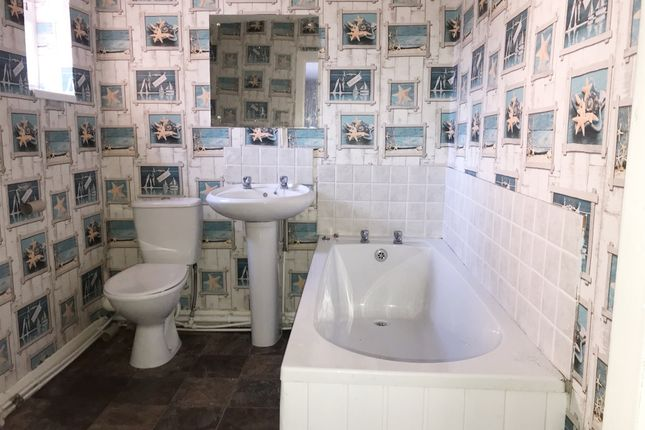 Bathroom of Edward Street, South Bank, Middlesbrough TS6