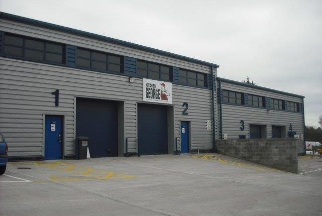 Thumbnail Light industrial to let in Units 1-4 Kingfisher Business Centre, Henwood Industrial Estate, Ashford, Kent