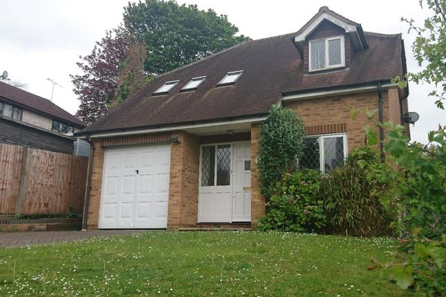 Thumbnail Detached house for sale in Cul-De-Sac, Totteridge, High Wycombe, Buckinghamshire