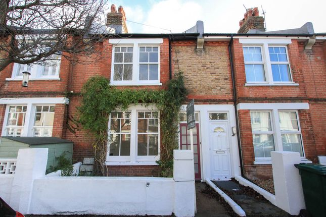 2 bed terraced house to rent in Bennett Road, Brighton BN2