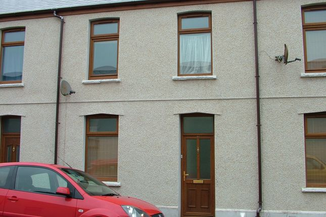 Thumbnail Terraced house to rent in Blodwen Street, Port Talbot