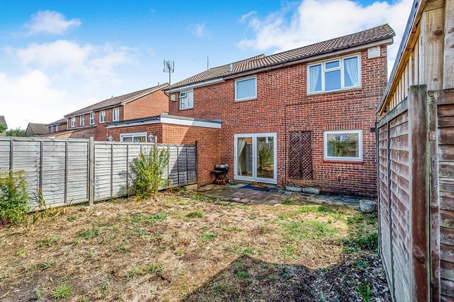 Thumbnail Terraced house for sale in Shepperton Close, Lordswood, Chatham