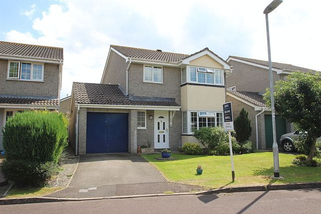 Thumbnail Detached house for sale in Downs Orchard, Meare, Glastonbury