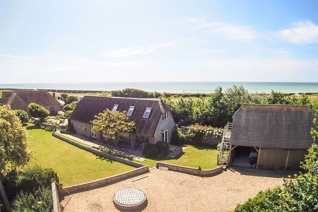 Thumbnail Cottage for sale in Climping Street, Climping, West Sussex