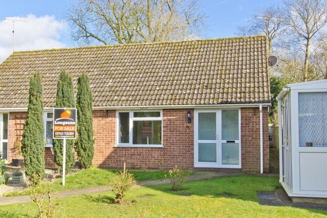 Thumbnail Semi-detached house for sale in 17 Peakhall Road, Tittleshall, King's Lynn, Norfolk