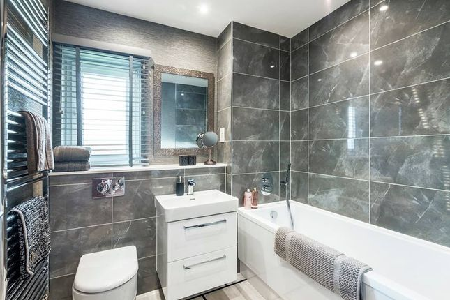 """Thumbnail Detached house for sale in """"The Elliot"""" at Jardine Avenue, Falkirk"""