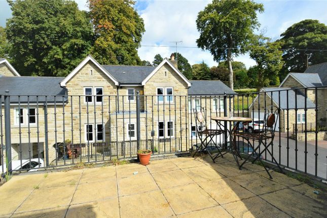 Thumbnail Flat for sale in Clarence Road, Bollington, Cheshire