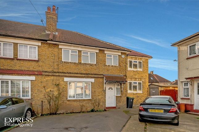 Thumbnail Semi-detached house for sale in Croxford Gardens, London
