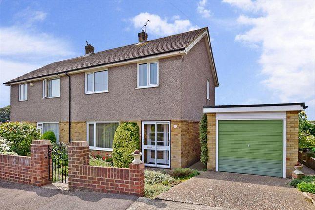 Thumbnail Semi-detached house for sale in Sholden Bank, Great Mongeham, Deal, Kent