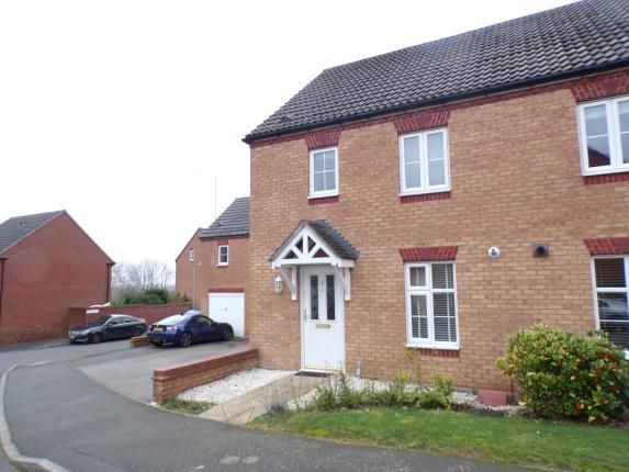 Front of South Meadow Close, St. Crispin's, Duston, Northampton NN5