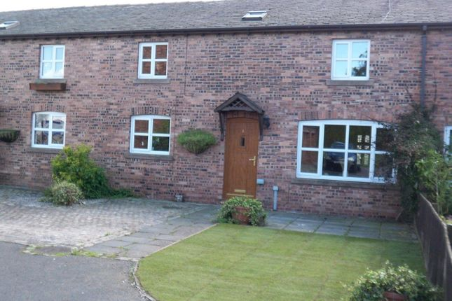 3 bed barn conversion to rent in Lane End Cottages, Summit Lane, Lower Stretton, Warrington