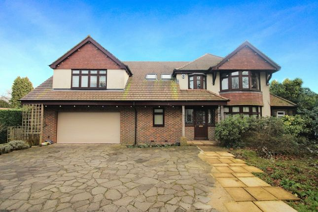 Thumbnail Detached house for sale in Oxenden Wood Road, Orpington
