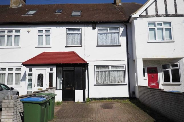Thumbnail Terraced house for sale in Grasdene Road, Plumstead, London