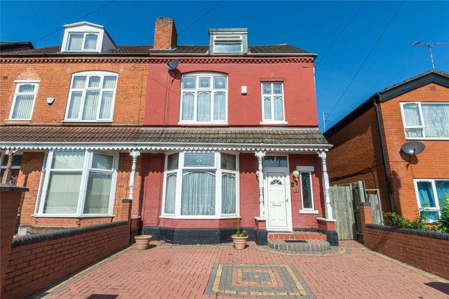 Thumbnail Semi-detached house for sale in Showell Green Lane, Sparkhill, Birmingham