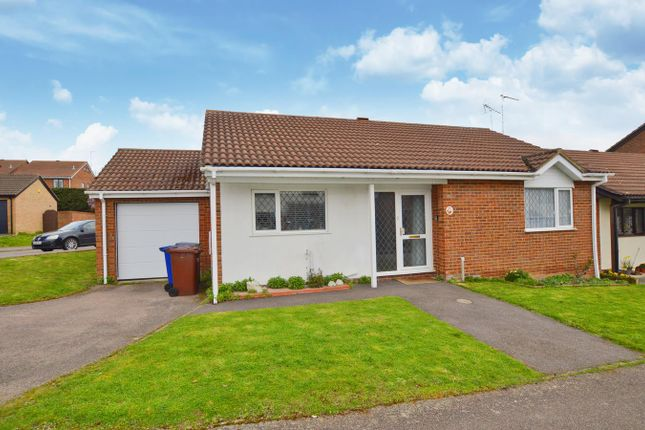 Thumbnail Detached bungalow for sale in Moneypiece Close, Haverhill