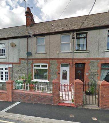 Thumbnail Property to rent in Fair View, Cefn Fforest, Blackwood
