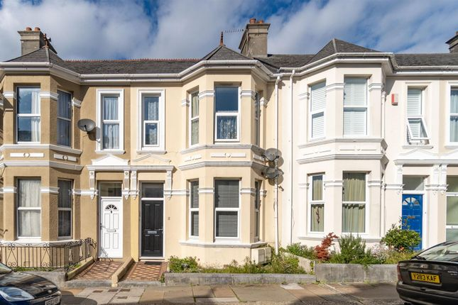 2 bed flat for sale in Old Park Road, Peverell, Plymouth PL3