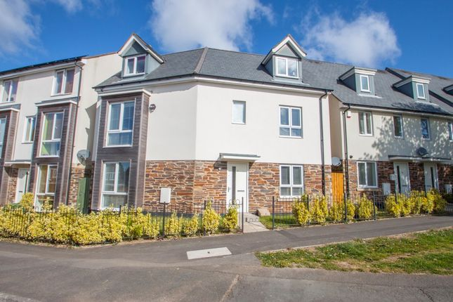 Thumbnail Detached house for sale in Lulworth Drive, Plymouth