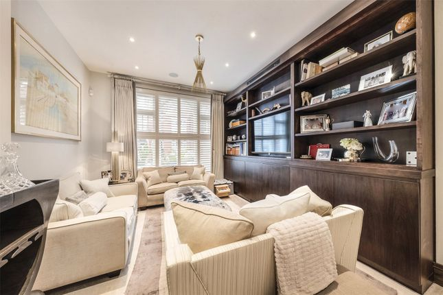 Thumbnail Terraced house for sale in Chipstead Street, Fulham, London