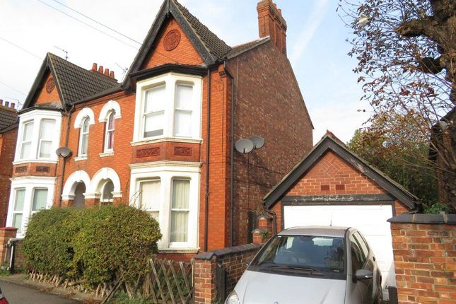 Thumbnail Semi-detached house to rent in Norfolk Street, Peterborough