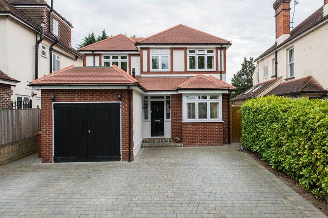Thumbnail Detached house for sale in Heathdene Road, Wallington